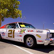A pristine 1968 Mercury Monterey ready for a race!