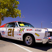 A pristine 1968 Mercury Monterey ready for a race!
