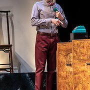 Bitter Wheat production shoot at Garrick Theatre on 13 June 2019, London, UK.