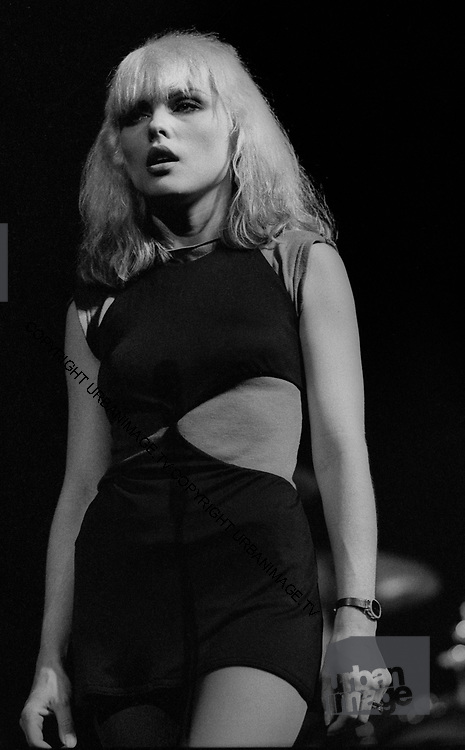 Debbie Harry - Blondie Live in London 1979