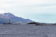 Lighthouse, Ushuaia, Tierra del Fuego, Argentina