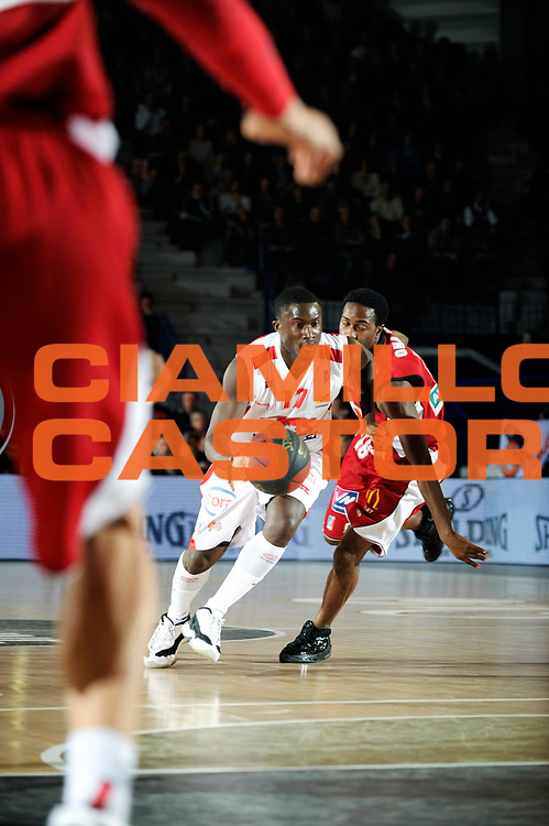 DESCRIZIONE : Championnat de France Pro A Semaine des As Roanne<br /> GIOCATORE : Amagou Pape Philippe<br /> SQUADRA : Nancy<br /> EVENTO : Pro A Semaine des As<br /> GARA : Nancy Cholet<br /> DATA : 17/02/2012<br /> CATEGORIA : Basketball France Homme<br /> SPORT : Basketball<br /> AUTORE : JF Molliere<br /> Galleria : France Basket 2011-2012 Action<br /> Fotonotizia : Championnat de France Basket Pro A Semaine des As<br /> Predefinita :