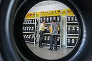 China / Anhui / Hefei 14/11/2014<br /> <br /> Giti Anhui Plant , Certification Center<br /> &copy; Daniele Mattioli for Giti