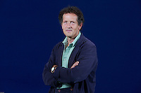 Edinburgh International Book Festival 2013 portrait of Monty Don at Charlotte Square Garden <br /> <br /> Pic by Pako Mera