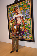 Phoenix Art Museum Kehinde Wiley Circles of Support Reception
