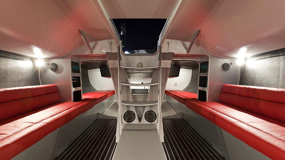 CLIENT: James Farmer QC<br /> DESCRIPTION: Interior photographs of new yacht.