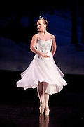 Nov 25, 2009: Sara Mazdzer of Saranac Lake performs in the North Country Ballet Ensemble's 2009 production of the Nutcracker at Hartman Theater in Plattsburgh, N.Y. (Photo ©Todd Bissonette - http://www.rtbphoto.com)
