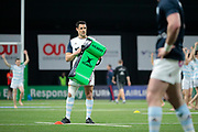 Daniel William Carter - Dan Carter (Racing Metro 92) at warm up during the European Rugby Champions Cup, Pool 4, Rugby Union match between Racing 92 and Munster Rugby on January 14, 2018 at U Arena stadium in Nanterre, France - Photo Stephane Allaman / ProSportsImages / DPPI