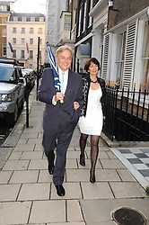 JOHN PATTEN and his wife LOUISE at the Spectator Summer Party held at 22 Old Queen Street, London SW1 on 3rd July 2008.<br /><br />NON EXCLUSIVE - WORLD RIGHTS