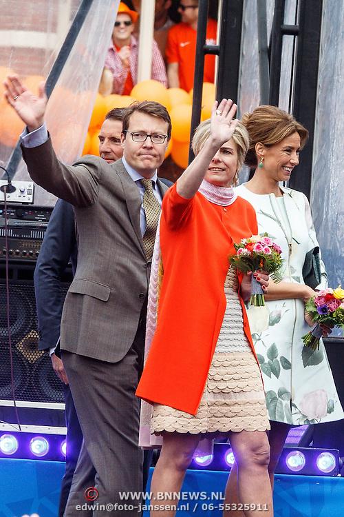 NLD/Dordrecht/20150427 - Koningsdag 2015 in Dordrecht,