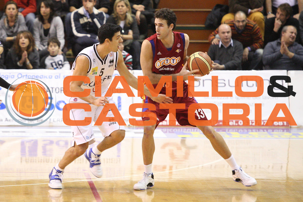 DESCRIZIONE : Ferrara Lega A1 2008-09 Carife Ferrara Lottomatica Virtus Roma GIOCATORE : Luigi Datome SQUADRA : Lottomatica Virtus Roma DATA : 2009-08-26CATEGORIA : SPORT : Pallacanestro AUTORE : AGENZIA CIAMILLO & CASTORIA/G.Ciamillo