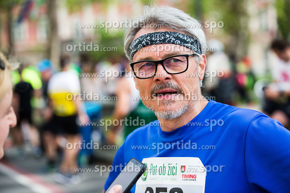Tek Trojk event Pot ob zici 2019, on May 11, 2019 in Ljubljana, Slovenia. Photo by Peter Podobnik / Sportida