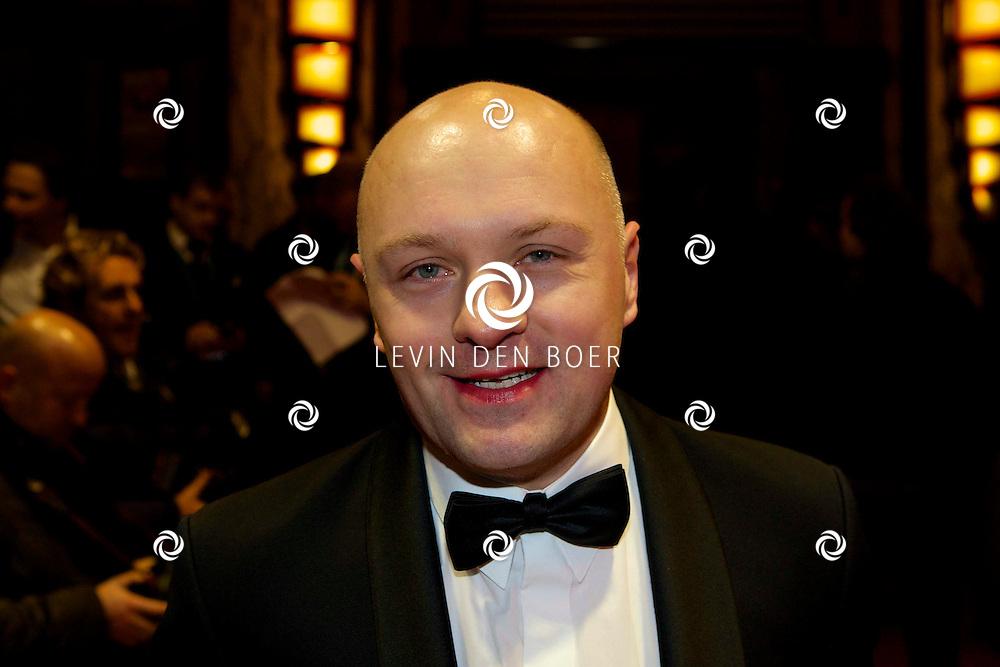 AMSTERDAM - De filmpremière van 'Bro's Before Ho's' in Tuschinski Theater. Met hier op de foto  Boris van der Ham. FOTO LEVIN DEN BOER - PERSFOTO.NU