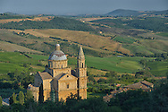 San Biagio Church, town of Montepulciano,Tuscany,Siena Province,Italy,Europe