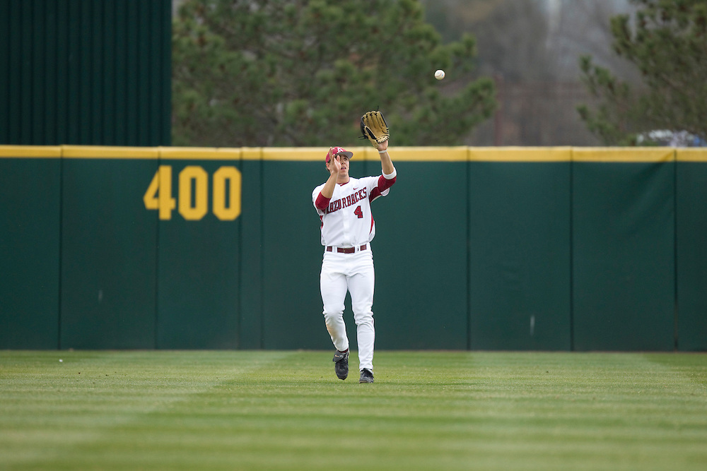Game 1 Arkansas vs UWMUniversity of Arkansas Razorback 2010-2011 Baseball Team action photos<br /> <br /> <br /> <br /> &copy;Wesley Hitt<br /> All Rights Reserved<br /> 501-258-0920