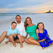 Cunningham Family Beach Photos -2018