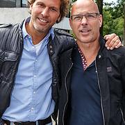 NLD/Hilversum20150825 - Najaarspresentatie RTL 2015, Rob Kampheus en Werner Budding