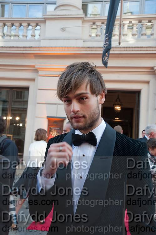 DOUGLAS BOOTH, Olivier Awards 2012, Royal Opera House, Covent Garde. London.  15 April 2012.