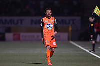 Pierre Yves POLOMAT  - 06.03.2015 - Nancy / Laval - 27eme journee de Ligue 2 <br />