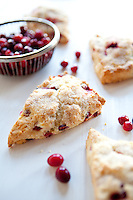 Rosemary and Cranberry Scones from the Four Seasons Bakery outside of St. Louis, MO.