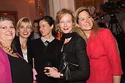 ELIZABETH PEYTON-JONES; JOANNA PEYTON-JONES; ; LUCINDA PEYTON-JONES; JULIA PEYTON-JONES;  MARINA PEYTON-JONES, The Veuve Clicquot Business Woman Award. Claridge's Ballroom. London W1. 11 May 2015.