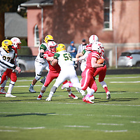 Football: Ripon College Red Hawks vs. St. Norbert College Green Knights