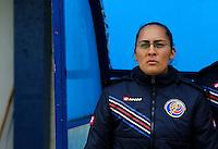 Fifa Womans World Cup Canada 2015 - Preview //<br /> Istria Cup 2015 Tournament ( Stella Maris Stadium , Umag - Croatia ) - <br /> Costarica vs Bosnia & Herzegovina 1-0  , Amelia Valverde Coach of Costarica