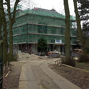 Verbouwing woning Linda de Mol Museumlaan Huizen
