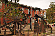 The Mining History Museum in Bisbee, Arizona, USA.