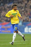 FOOTBALL - FRIENDLY GAME 2010/2011 - FRANCE v BRAZIL - 9/02/2011 - PHOTO JEAN MARIE HERVIO / DPPI - ANDRE (BRA)