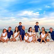 Ellzey Family Beach Photos - 2019