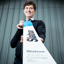 20160520: SLO, Ski Jumping - New line of skis for FIS World Cup by Slatnar Carbon