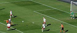 14.06.2010, Soccer City Stadium, Johannesburg, RSA, FIFA WM 2010, Niederlande vs Dänemark im Bild Rafael Van Der Vaart of Netherlands shoots on goal, EXPA Pictures © 2010, PhotoCredit: EXPA/ IPS/ Mark Atkins / SPORTIDA PHOTO AGENCY