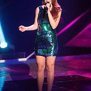 NLD/Amsterdam/20131129 - The Voice of Holland 2013, 3de show, Jill Helena
