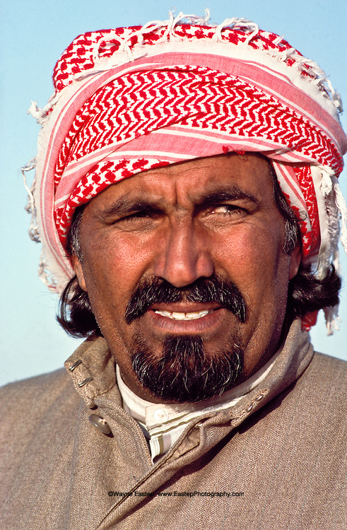 Rashid Sakhefan of the Al Murrah tribe was the driver for King Khalid.