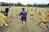 Leeds Premier Rugby Camp at Yarnbury RFC. 31-07-06