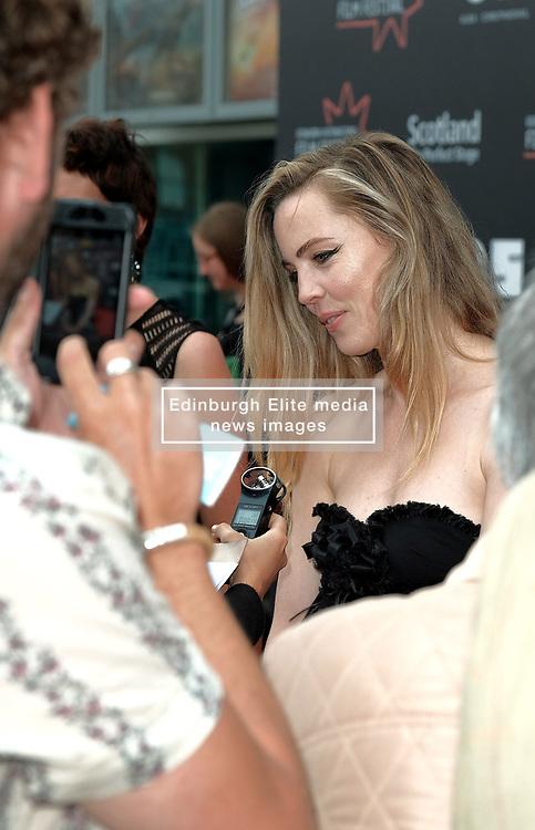 Edinburgh Film Festival, Friday 29th June 2018<br /> <br /> THE BUTTERFLY TREE<br /> <br /> Pictured: Melissa George<br /> <br /> Alex Todd | Edinburgh Elite media