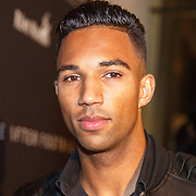NLD/Amsterdam/20151110 - Life After Football Award 2015, Danny Hoesen