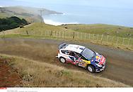 OGIER SEBASTIEN..CITROEN C4 WRC..TURKEY RALLY 2010 *** Local Caption *** ogier (sebastien) - (fra) -