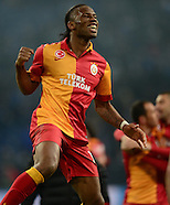 Fussball Champions League 2012/13: FC Schalke 04 - Galatasaray Istanbul