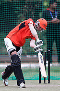 Joel Paris of Perth Scorchers during the Perth Scorchers Training Session held at the Sawai Mansingh Stadium in Jaipur on the 28th September 2013<br /> <br /> Photo by Shaun Roy-CLT20-SPORTZPICS <br /> <br /> Use of this image is subject to the terms and conditions as outlined by the CLT20. These terms can be found by following this link:<br /> <br /> http://sportzpics.photoshelter.com/image/I0000NmDchxxGVv4