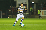 Forest Green Rovers Rhys Murphy(39) runs forward during the Vanarama National League match between Aldershot Town and Forest Green Rovers at the EBB Stadium, Aldershot, England on 4 October 2016. Photo by Shane Healey.