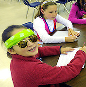 DeKalb County's Sagamore Hills Elementary School 5th Grade students are shown in candid photos during their 2013-2014 school year in Atlanta on October 29, 2013.(dtulis@gmail.com/David Tulis)