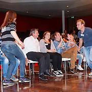 NLD/Bussum/20151106 - Sky Radio's 60 Dagen Superprijzen stoelendans actie,