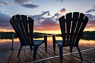 Vaughn Lake - Glennie, Michigan