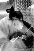 - Comunidade do Porto no município de  Santa Vitória do Palmar  no Rio Grande do Sul. Comunidade de Pescadores . Colônia Z16. Co.munidade do Porto. Pescadora Liane Rodrigues, de 33 anos,fazendo rede