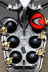 09.03.2011, Circuit de Catalunya, Barcelona, ESP, Formel 1 Test 4 2011,  im Bild McLaren F1 Team  .   EXPA Pictures © 2011, PhotoCredit: EXPA/ nph/  Poleposition.at       ***** only AUT, SLO ******