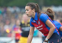 DEN BOSCH - Michelle van der Pols van SCHC  tijdens de  de tweede finale wedstrijd tussen de vrouwen van Den Bosch en SCHC (2-0)  . Den Bosch behoudt de titel. . COPYRIGHT  KOEN SUYK
