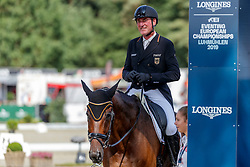 Kurbel Jorg, GER, Josera's Entertain You<br /> European Championship Eventing<br /> Luhmuhlen 2019<br /> © Hippo Foto - Dirk Caremans
