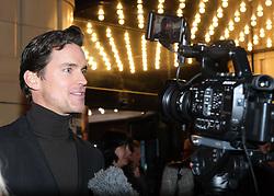 Glasgow Film Festival 2019<br /> <br /> Scottish Premier of Papi Chulo<br /> <br /> <br /> Pictured: Matt Bomer<br /> <br /> (c) Aimee Todd   Edinburgh Elite media